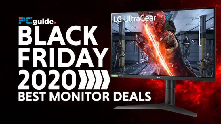 BF PCG Best Monitor Deals